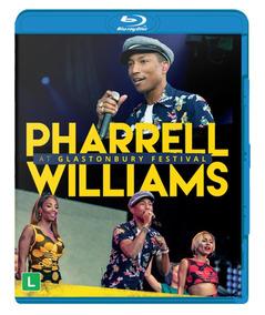 Pharrell Williams - At Glastonbury Festival - Blu-ray