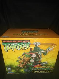 Helicoptero Pogo Copter Tortugas Ninja Tmnt Playmates