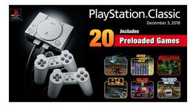 Playstation 1 Classic Mini Ps One Mini Classic 100% Original