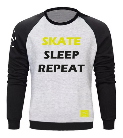 Buzo Skate Sleep Repeat