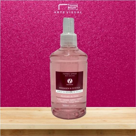 Termo Spray Anti-celulite - 500 Ml Duotrato