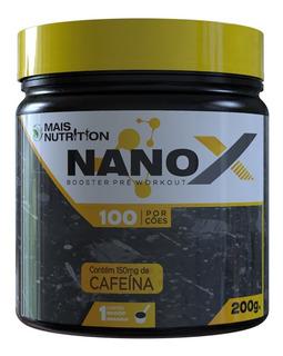 Pre Treino Nano X 200g Mais Nutrition