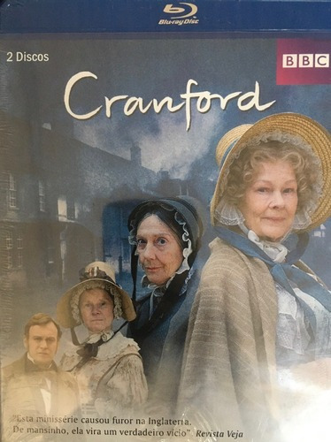 Imagem 1 de 2 de Bluray Duplo Cranford