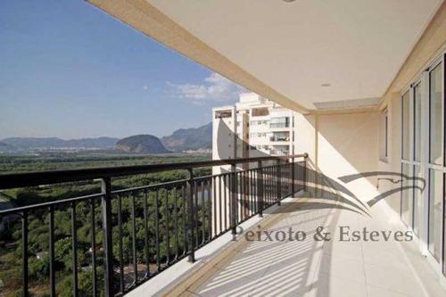 Imagem 1 de 15 de Apartamento-à Venda-barra Da Tijuca-rio De Janeiro - Svap20004