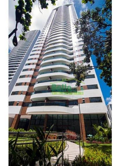 Apartamento Em Boa Viagem Com 4 Quartos À Venda, 185 M² Por R$ 1.595.124 - Ap10225