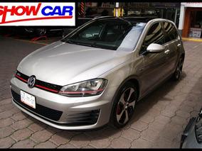 Volkswagen Golf Gti 2015. Dsg,clima, Piel, Q/c, Ra 18 .