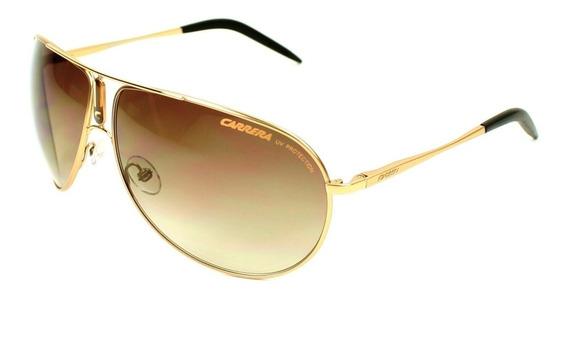 Lentes Gafas De Sol Carrera Gipsy/s Aviator Brad Pitt 64mm