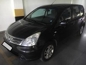 Nissan Livina S 1.8 Flex Automático Bem Conservado