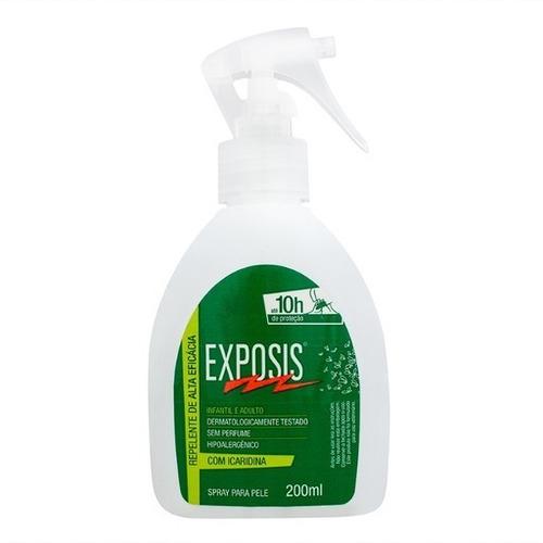 Repelente Exposis Spray 200ml
