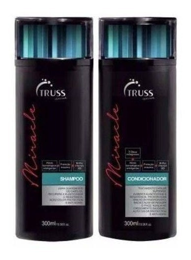 Truss Miracle Shampoo+condicionador 300 Ml