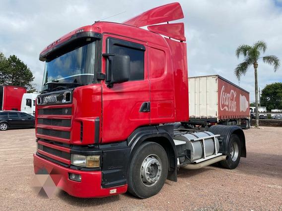 Scania 124 360 Ano 2000 Toco 4x2 Lindo