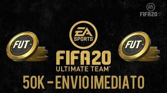 50k De Coins Fifa Ultimate Team Ps4 (cobrimos Os 5% Da Ea)
