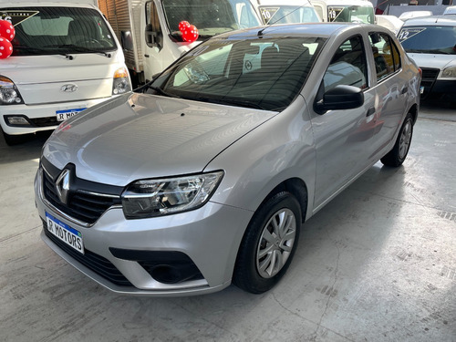 Imagem 1 de 8 de Renault Logan Life 1.0 Flex Completo 2020 Rmotors