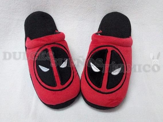 Pantuflas Deadpool