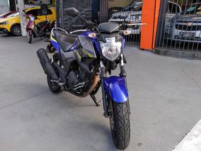 Yamaha Fazer 250 Baixo Km Top De Linha