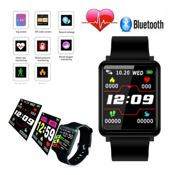 Bracelet Sport Smart Bluetooth Pulseira Medidor Cardíaco