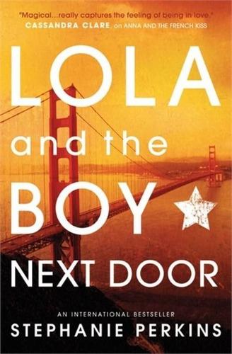 Libro Lola And The Boy Next Door - Stephanie Perkins