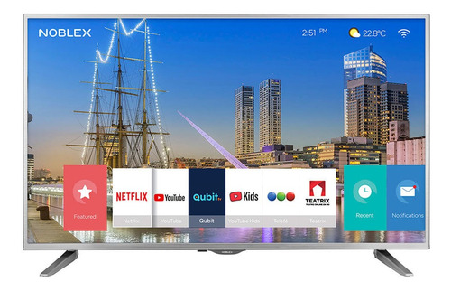 Smart Tv 43  Hd Noblex Dj43x5100