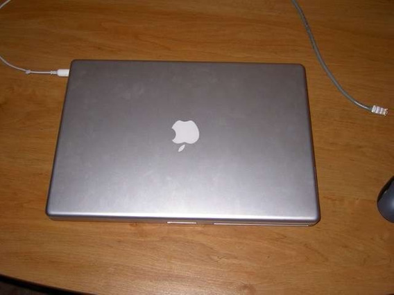 Notebook Apple Powerbook G4