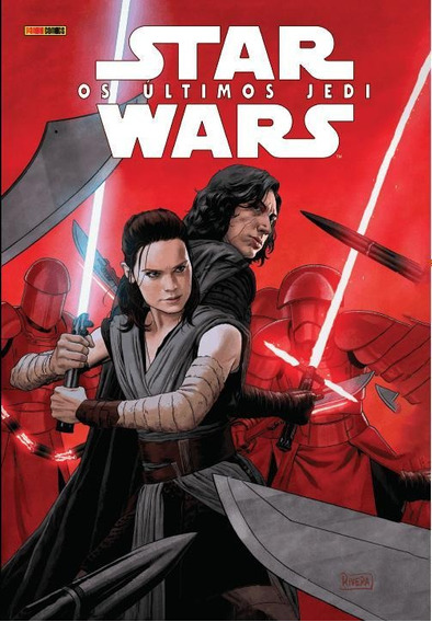 Star Wars: Os Últimos Jedi - Capa Dura