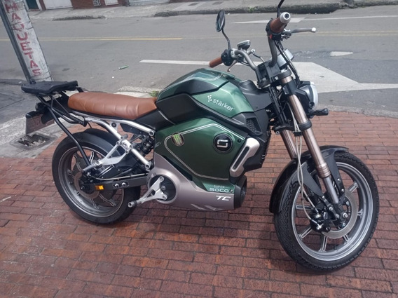 Moto Electrica Super Soco Tc 1900