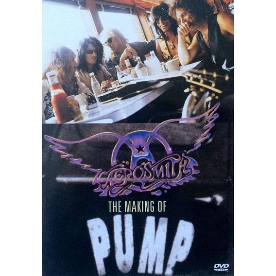 Dvd Aerosmith The Making Of Pump