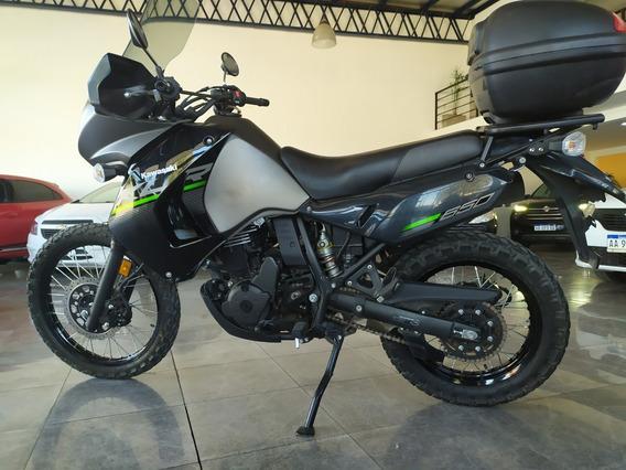 Kawasaki Klr 650 Nueva! Muy Cuidada. Acepto Menor Valor