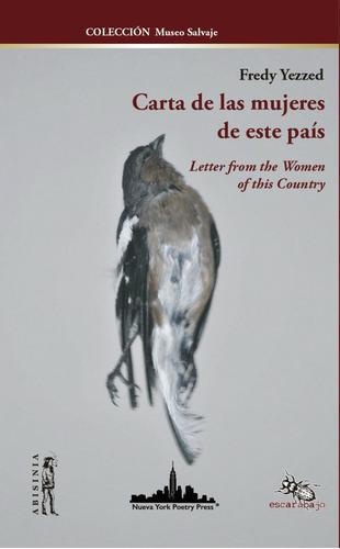 Imagen 1 de 4 de Carta De Las Mujeres De Este País. Bilingue - Fredy Yezzed