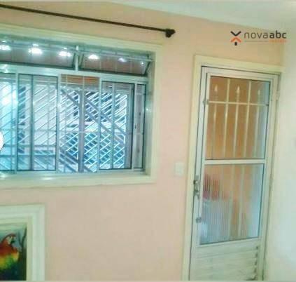 Imagem 1 de 6 de Sobrado Com 2 Dormitórios À Venda, 100 M² Por R$ 350.000,00 - Vila Alto De Santo André - Santo André/sp - So0424