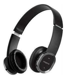 Creative Auricular Bluetooth Inalámbrico Con Micrófono Invis