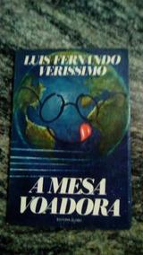 Livro A Mesa Voadora - Luís Fernando Veríssimo