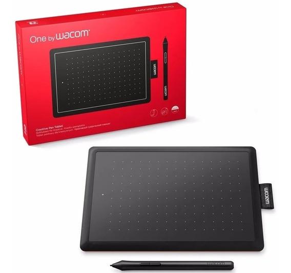 Mesa Digitalizadora Wacom One By Wacom Ctl472 Black/red