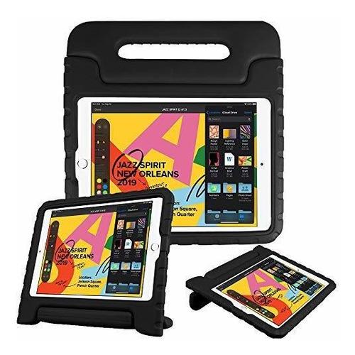 Imagen 1 de 8 de Funda Fina Para iPad 7th Generation 10.2  2019 - Soporte Par