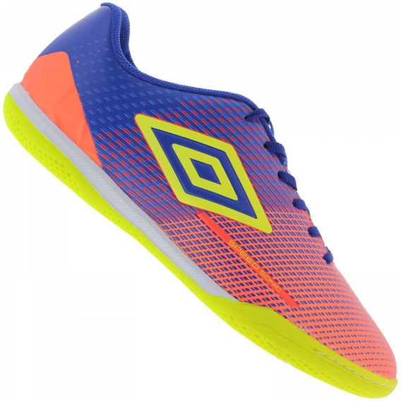 Chuteira Umbro Speed Sonic Futsal Indoor Masculina