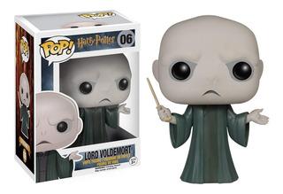 Funko Pop - Harry Potter - Voldemort - Ron Weasley