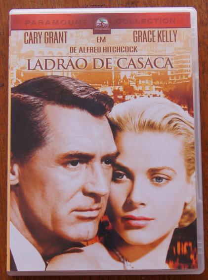 Dvd Ladrão De Casaca Cary Grant Grace Kelly Alfred Hitchcock