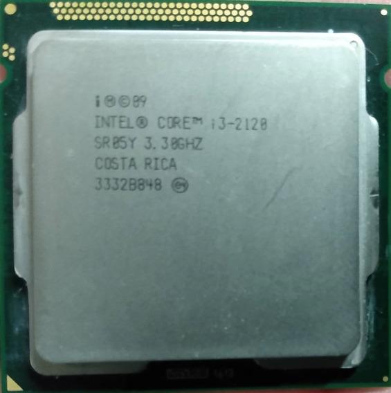 Processador Intel Core I3 2120 3.3 Ghz