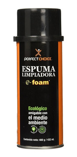 Espuma Limpiadora Perfect Choice Plastico Ultra Clean
