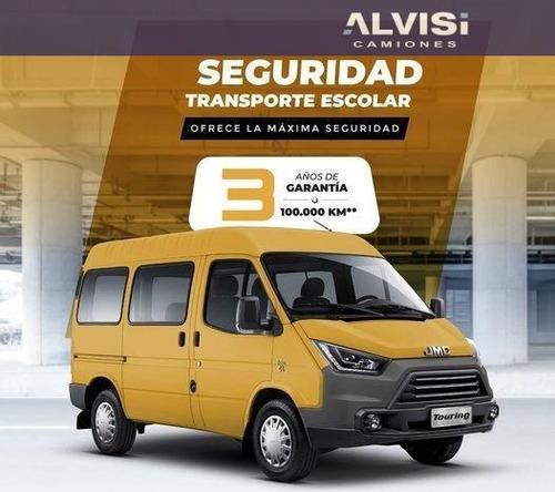Jmc Touring Cargo Box N520 Para 13 Escolares Diesel + Iva