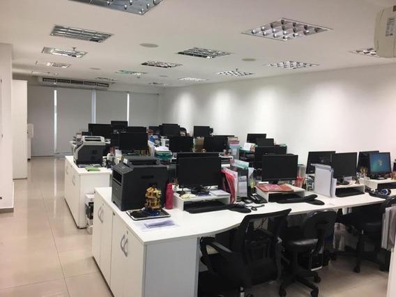 Sala Em Centro, Santos/sp De 90m² À Venda Por R$ 670.000,00 - Sa284645