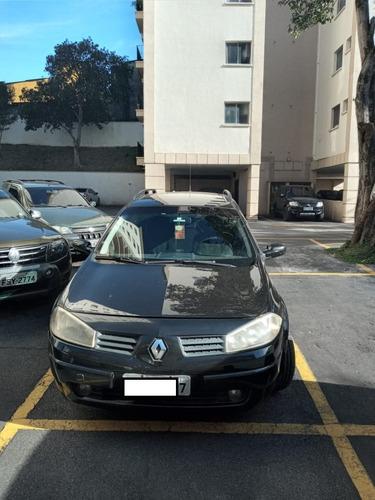 Renault Megane Gran Tour 2.0 Automático