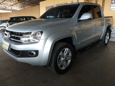 Vw Amarok Cd Highline 2.0 Aut