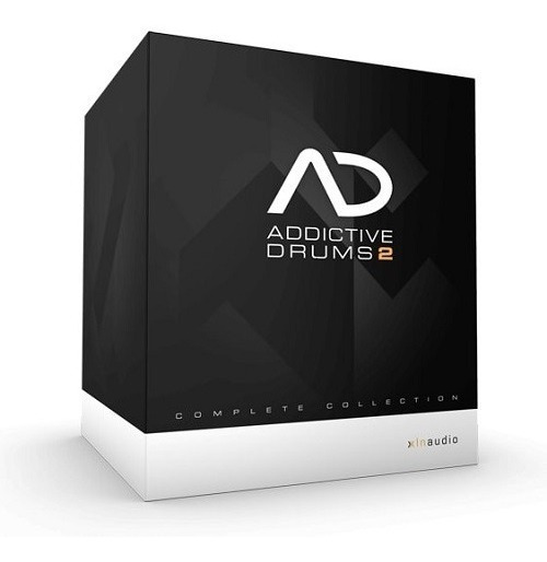 Xln Audio - Addictive Drums 2 V2.1.9 Completo - 35 Kits