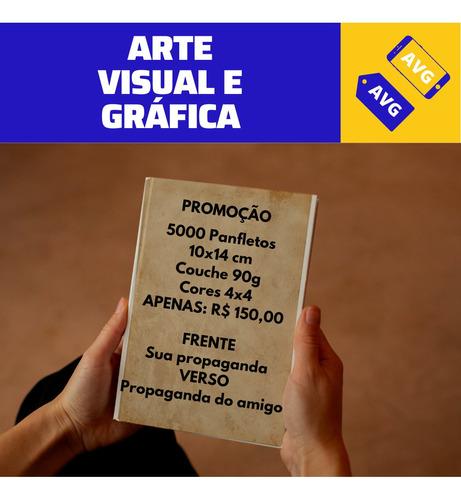 5000 Panfletos