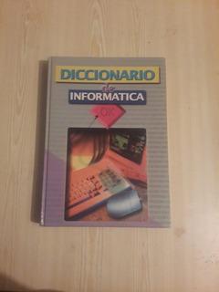 Diccionario De Informática. Tapa Dura.