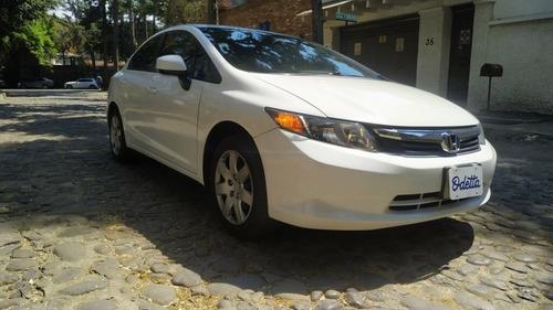 Honda Civic Dmt Lx Sedan At