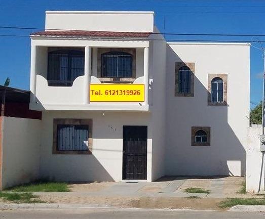 Casa Recién Remodelda Col. Santa Fe La Paz,bcs