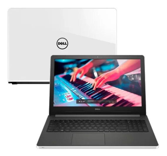 Notebook Dell Inspiron A70b 1tb 8gb Ram Windows 10   Novo