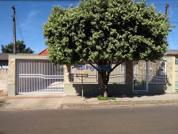 Casa À Venda, 130 M² Por R$ 360.000,00 - Conjunto Cafezal 4 - Londrina/pr - Ca1048