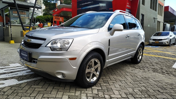 Chevrolet Captiva 3.0 Cc Automática 4x4 2011